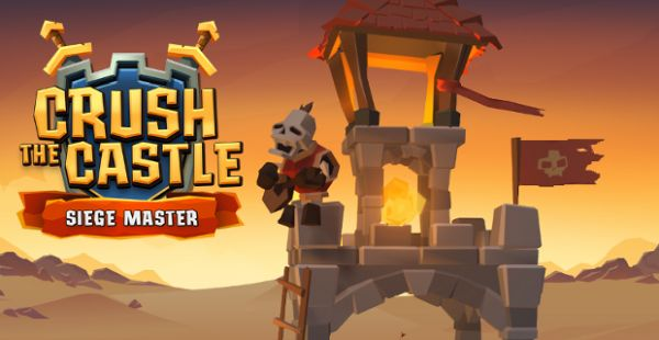 Crush the Castle Siege Master ios release date