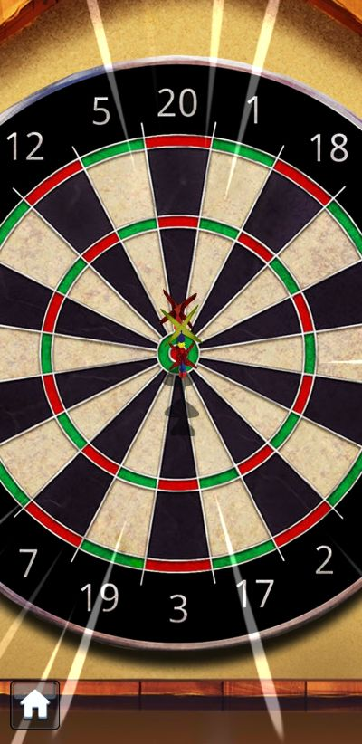darts club practice