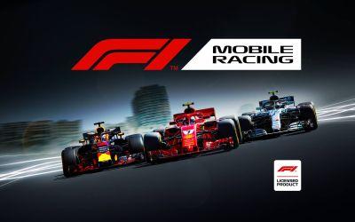 f1 mobile racing ios