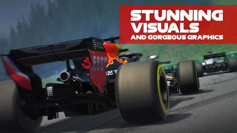 f1 mobile racing hints
