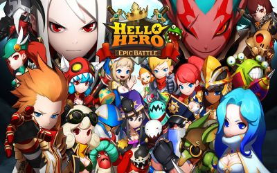 hello hero epic battle