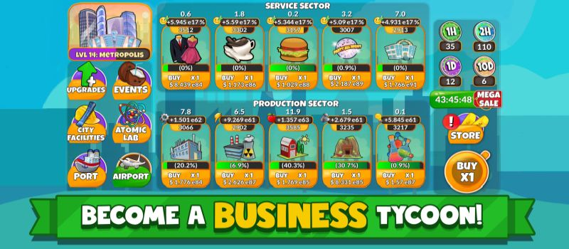 holyday city tycoon cheats