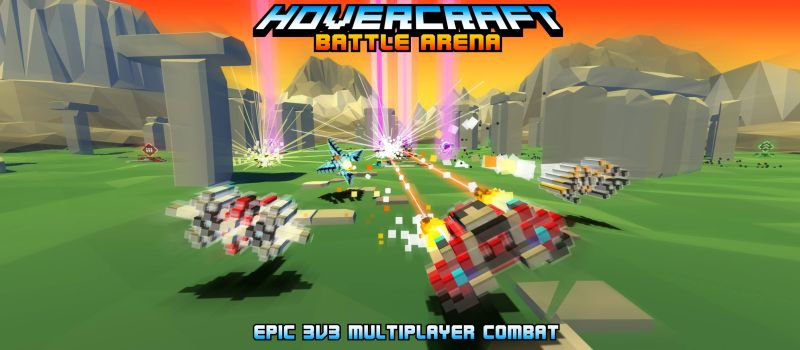 hovercraft battle arena guide