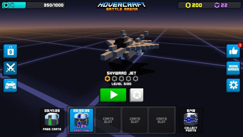 hovercraft battle arena cheats