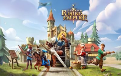 legend rising empire pre-registration