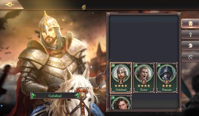 lord of war heroes