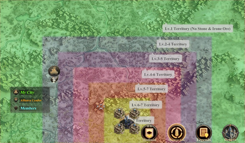 lord of war higher level territories