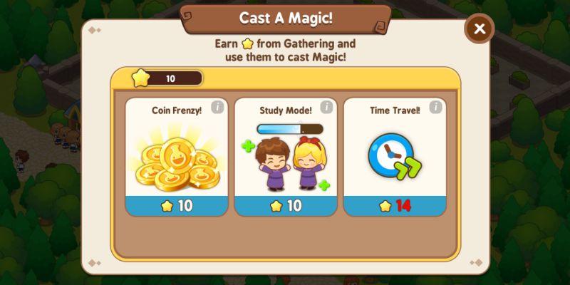 magic school story stars