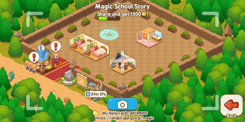 magic school story photos