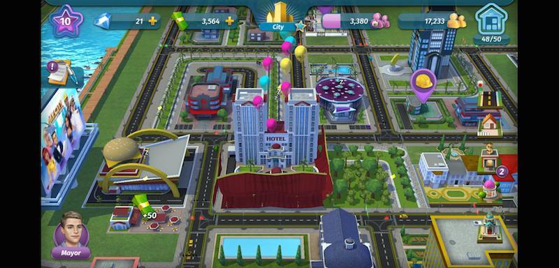 my city entertainment tycoon city plan