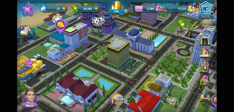 how to get more rewards in my city entertainment tycoon
