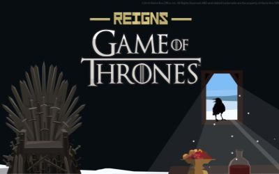 reigns game of thrones release date