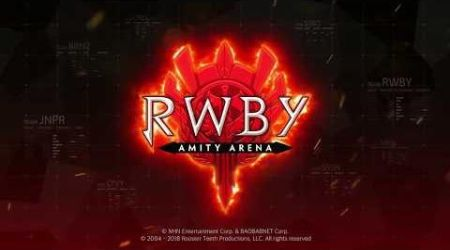 rwby amity arena release date