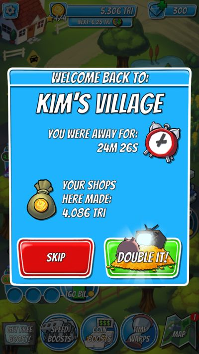 tap empire endless levels