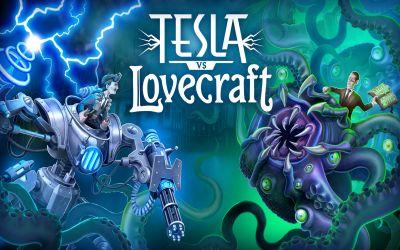 tesla vs lovecraft release date