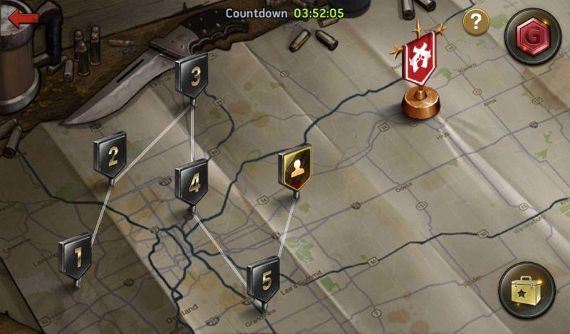 zombie strike brave raid