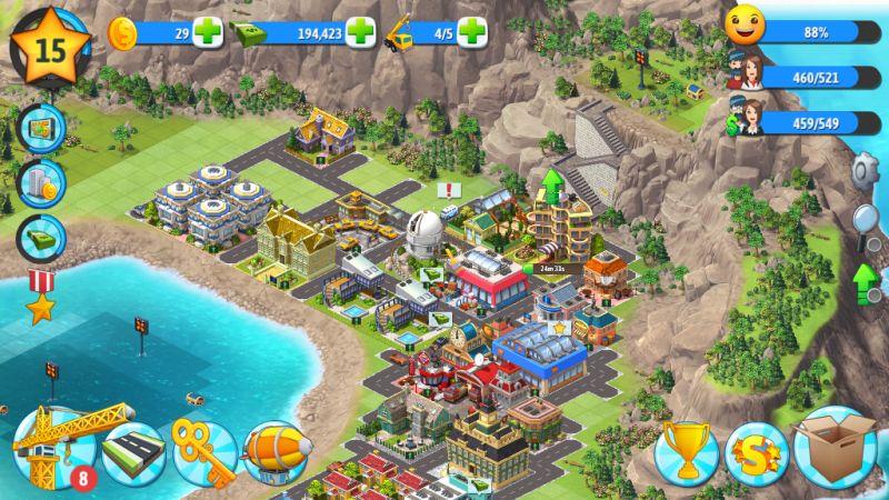 city island 5 cheats