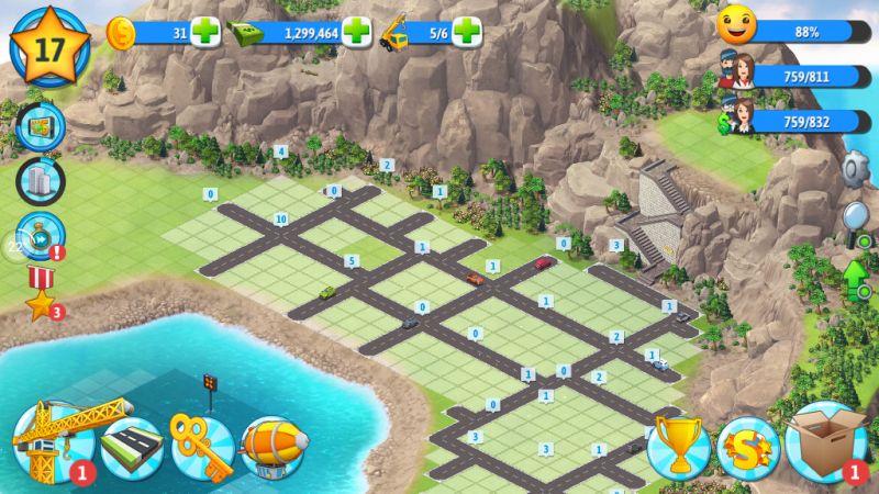 city island 5 layout