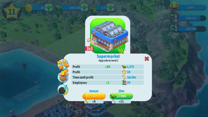 city island 5 tips
