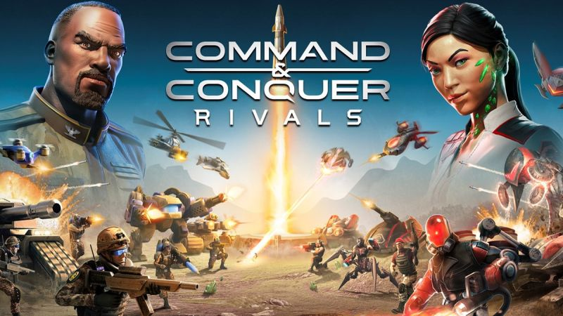 command & conquer rivals release date
