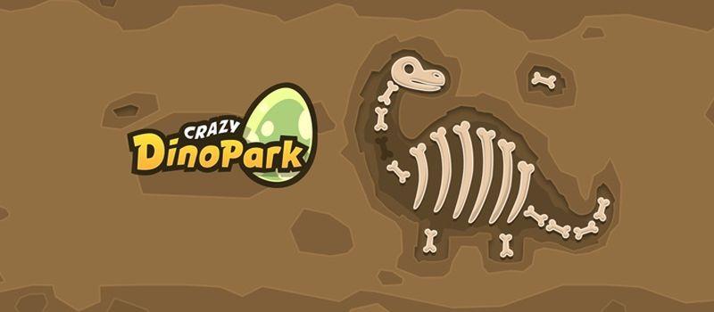 crazy dino park guide