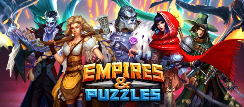 Image result for Empires And Puzzles