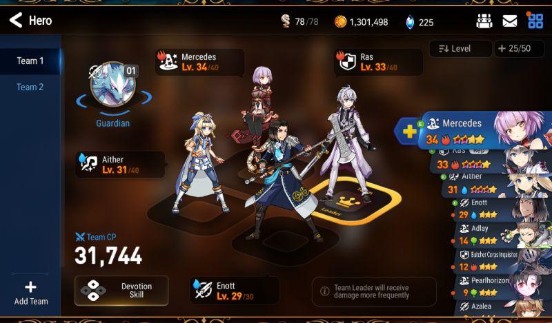 epic seven guide