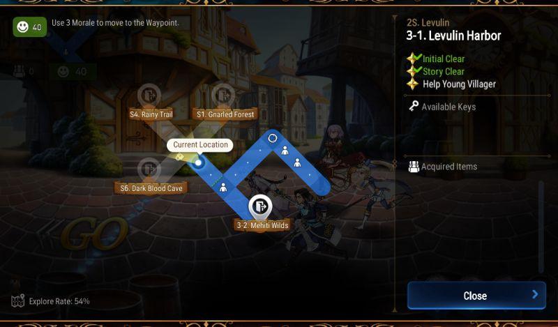 epic seven story mode