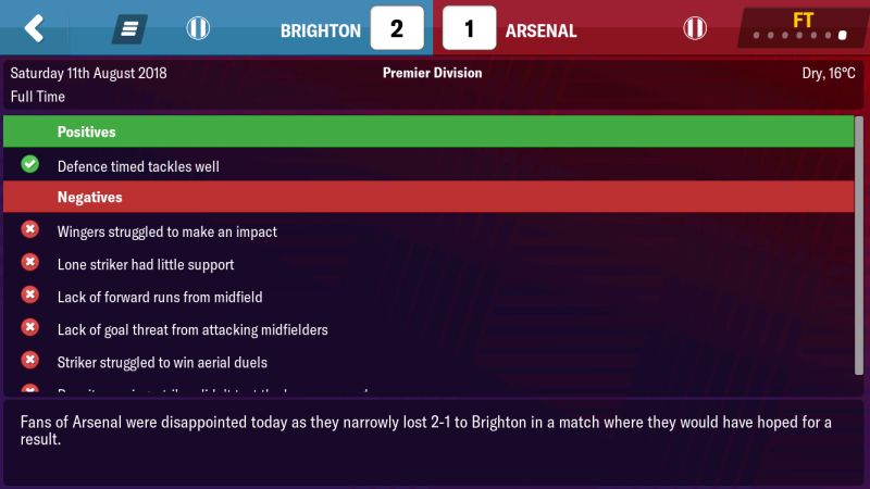 football manager 2019 mobile tips