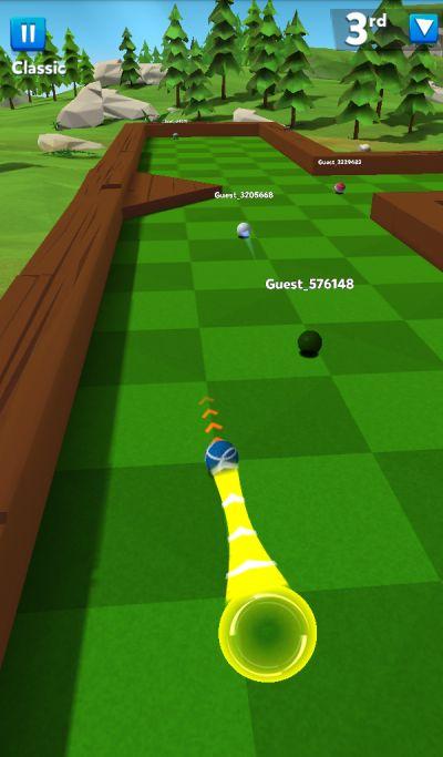 golf battle cheats