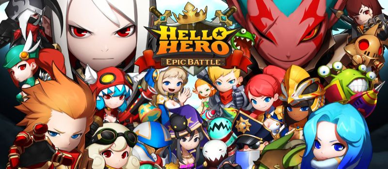 hello hero epic battle guide