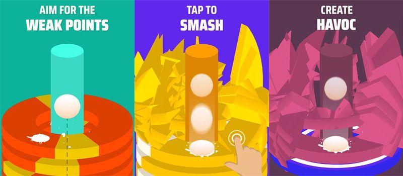 hoop smash high score