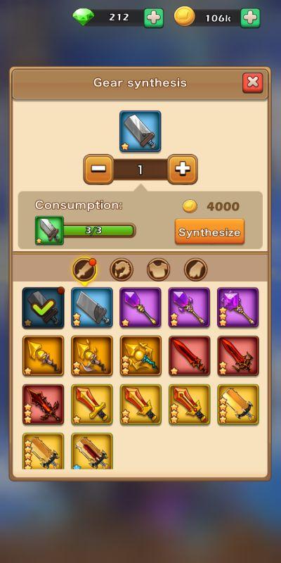 idle summoner cheats