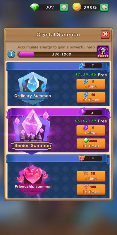 idle summoner strategy