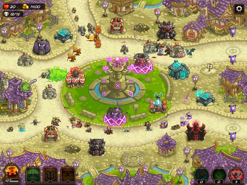 kingdom rush vengeance strategies