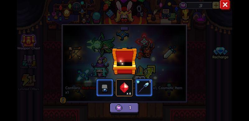 my heroes dungeon adventure gems