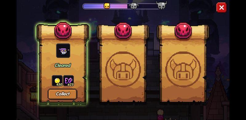 my heroes dungeon adventure rewards