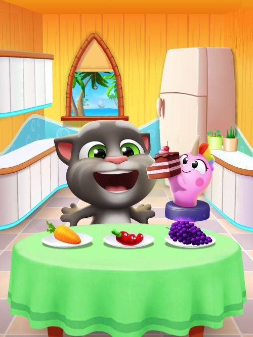 my talking tom 2 guide