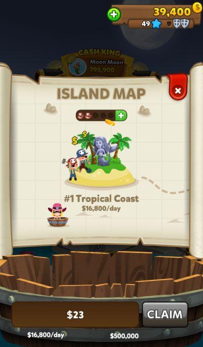 pirate kings island