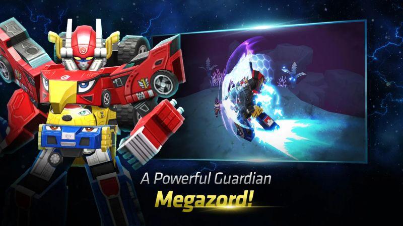 how to unlock megazord in power rangers all stars