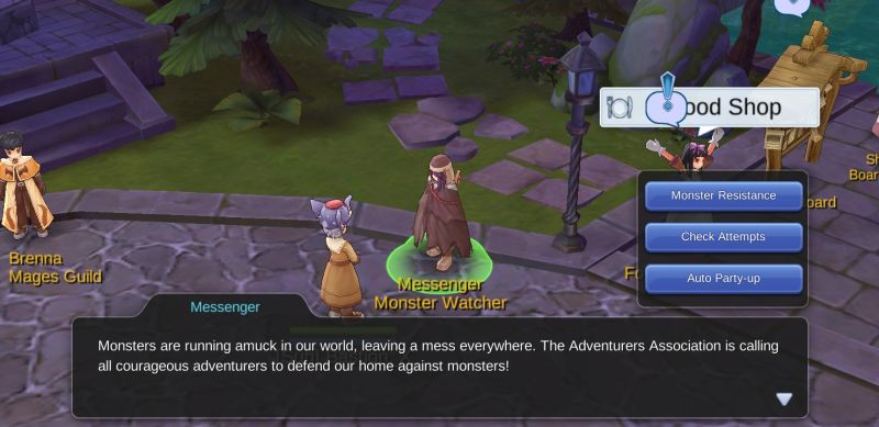 ragnarok m eternal love monster watcher