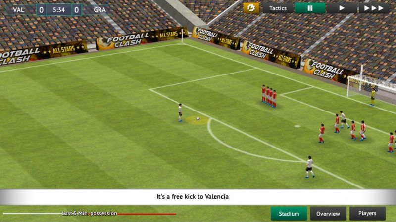 soccer manager 2019 free kick