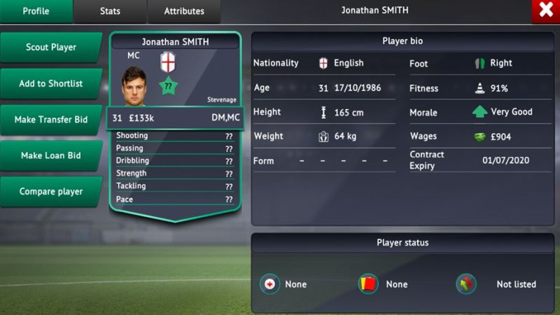 how to buy players in soccer manager 2019