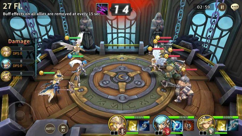 soul seeker six knights best heroes