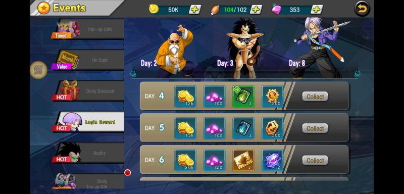 universal fighter super events