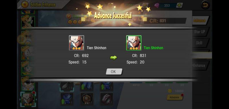 universal fighter super hero improvement