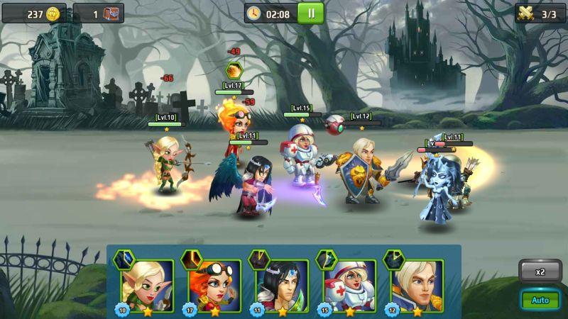 battle arena heroes adventure cheats