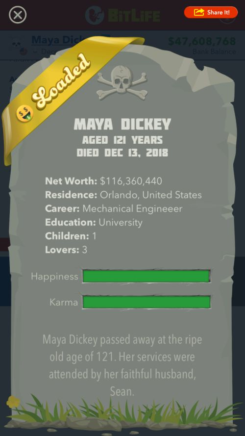bitlife perfect life guide
