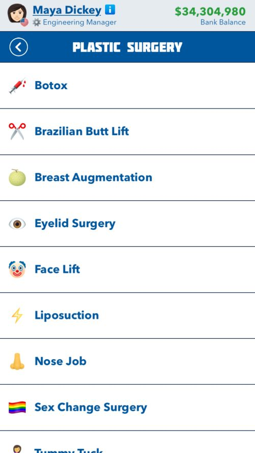 bitlife plastic surgery guide