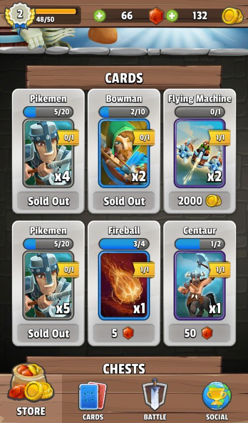 clash of wizards battle royale strategies